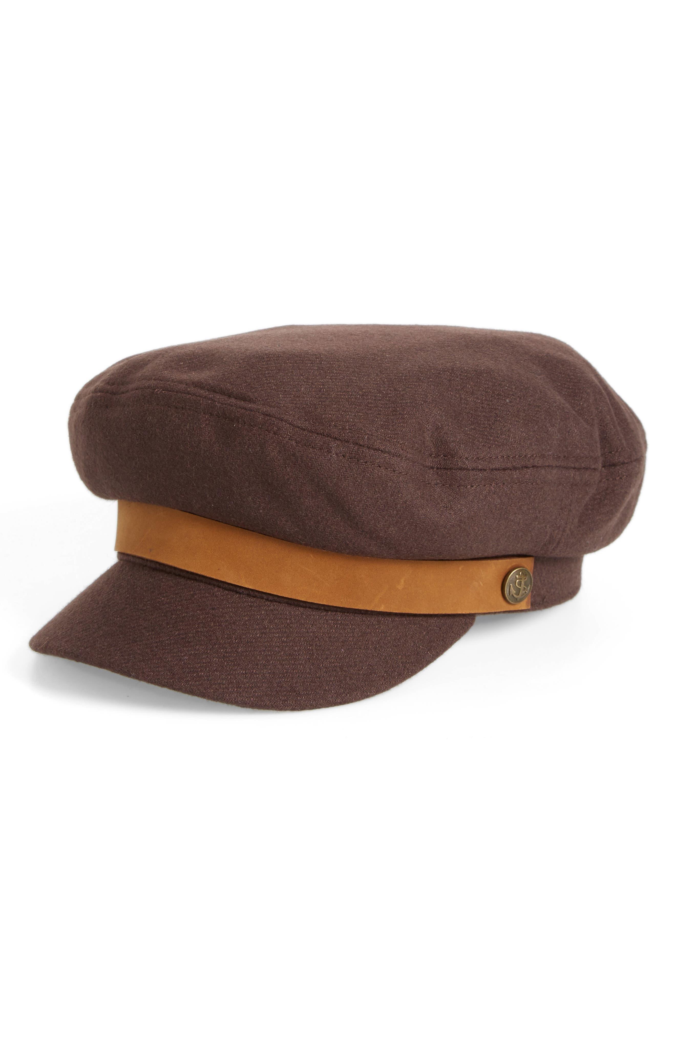 'Fiddler' Newsboy Cap, Main, color, 201