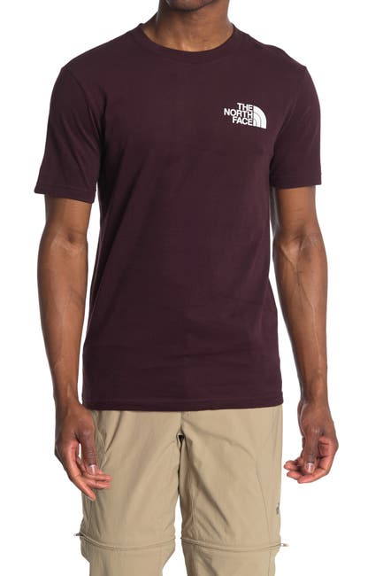 Image of The North Face Never Stop Exploring Logo Print T-Shirt