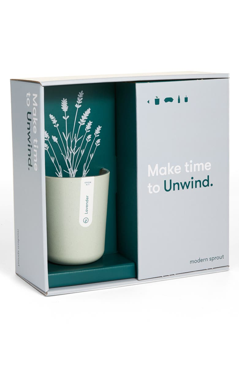 MODERN SPROUT Live Well Unwind Gift Set, Main, color, 400