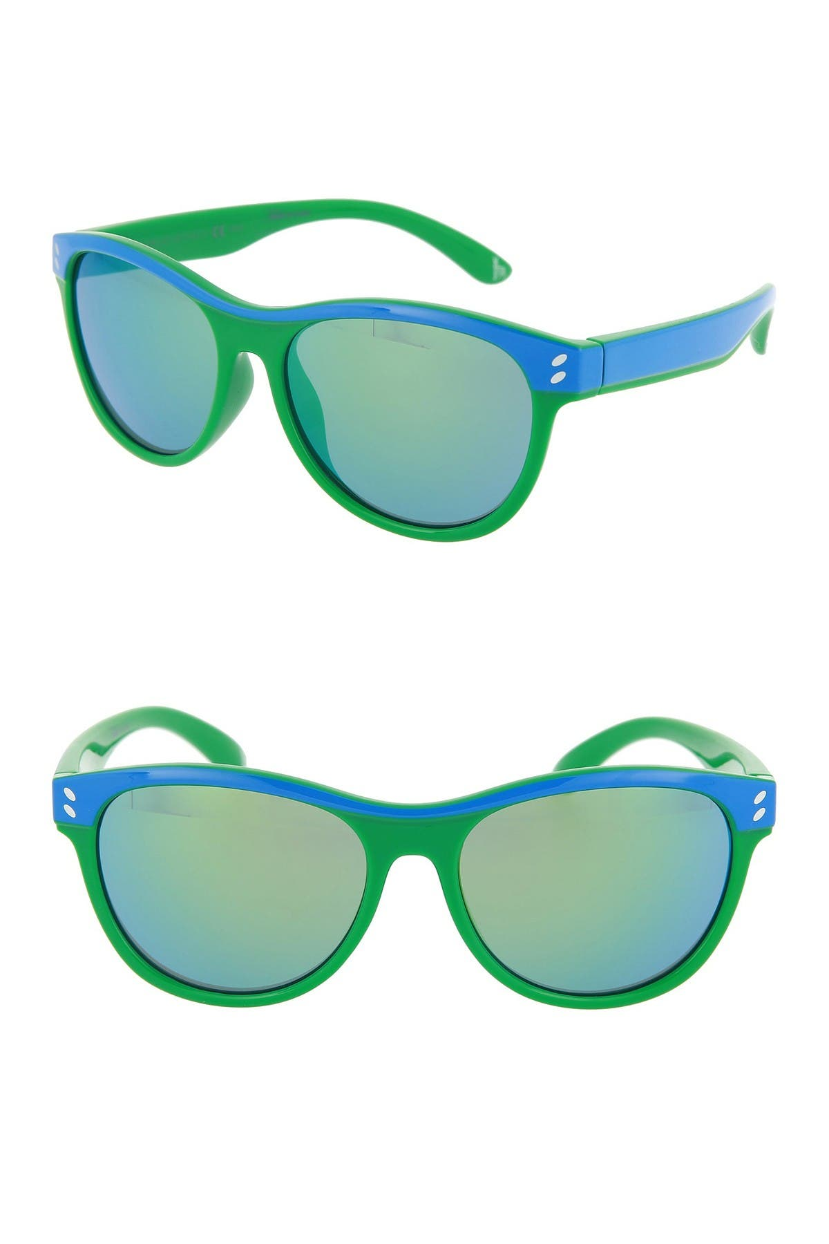 Image of Stella McCartney 50mm Round Sunglasses