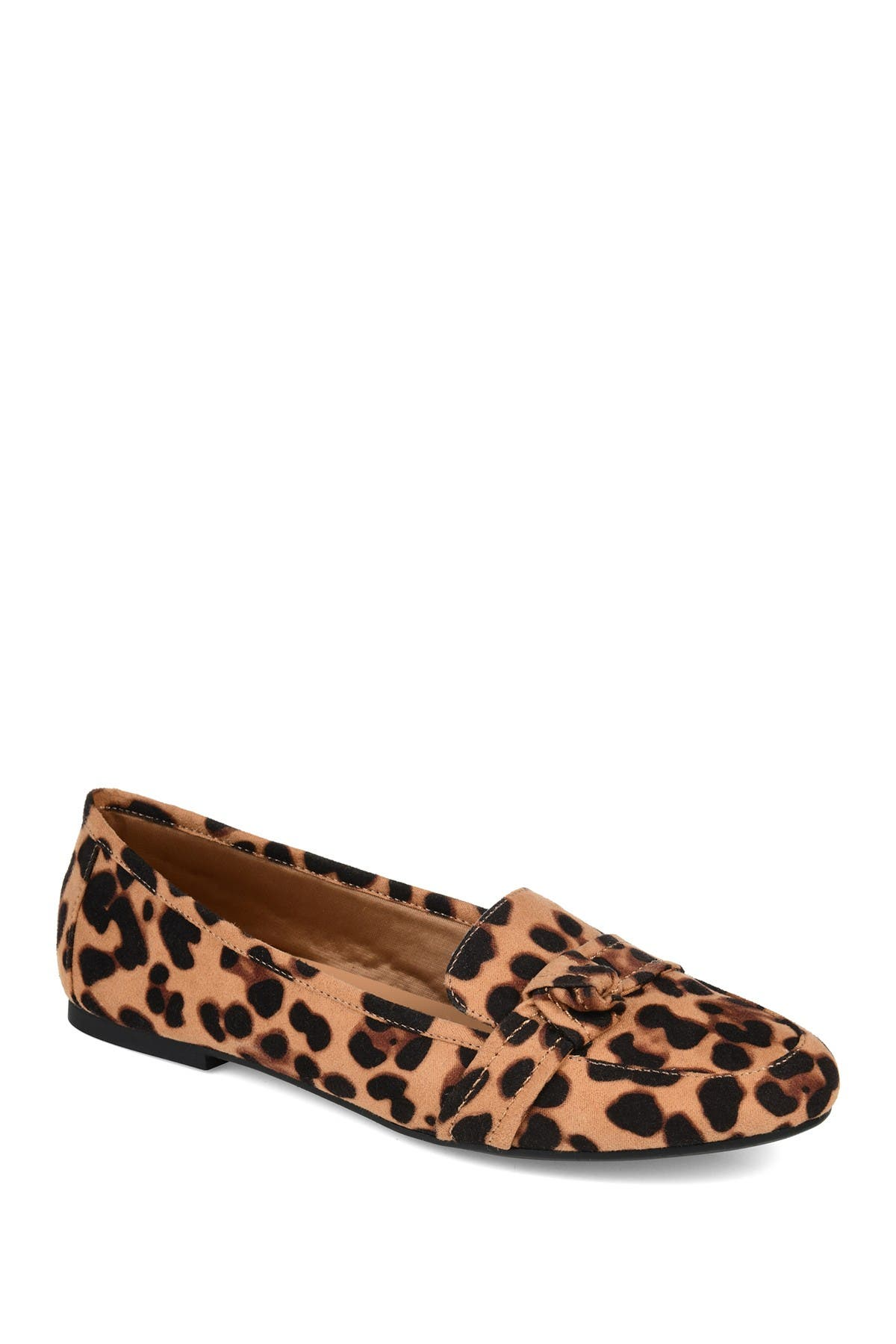 Image of JOURNEE Collection Marci Knotted Strap Loafer