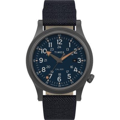 Timex Allied Lt Nylon Strap Watch, 40Mm