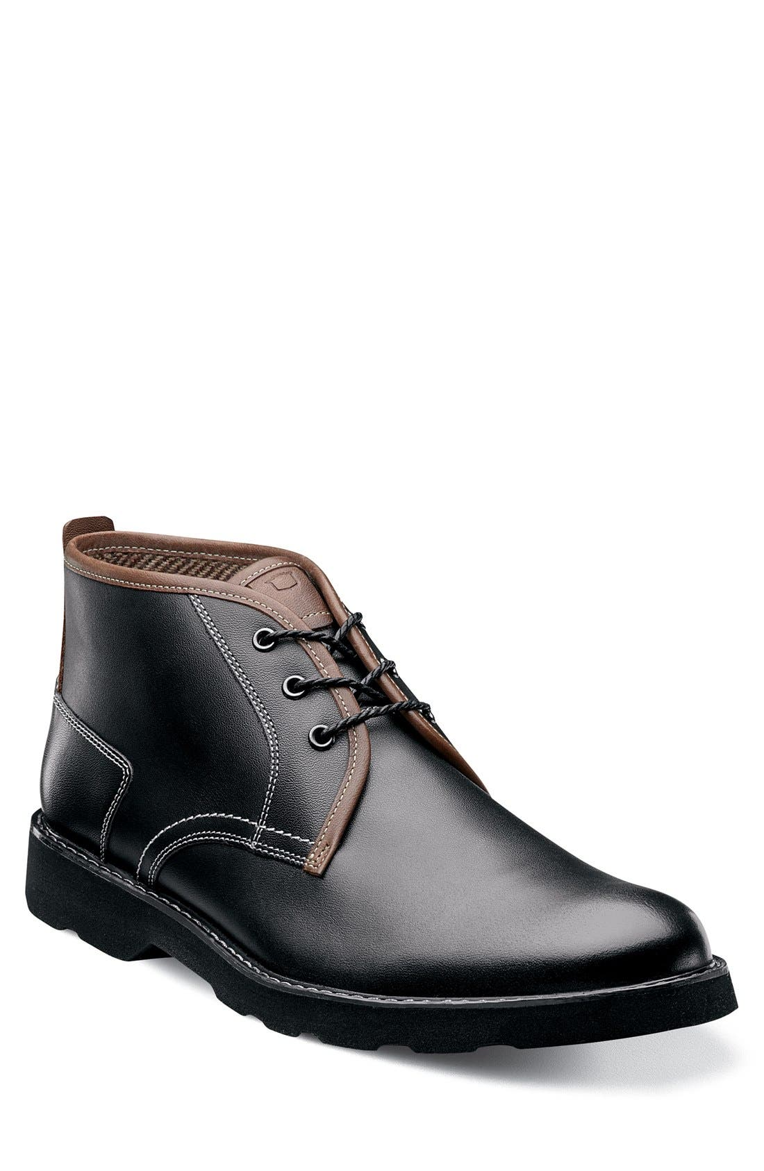 Image of Florsheim Casey Leather Chukka Boot