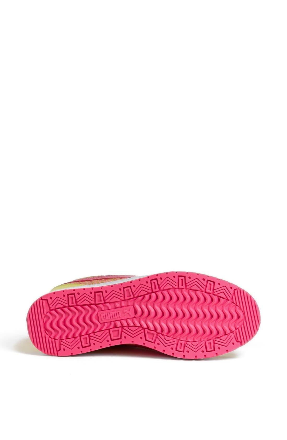 ,                             'Sky Wedge Reptile' Sneaker,                             Alternate thumbnail 15, color,                             750