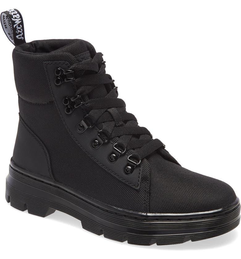 DR. MARTENS Combs Boot, Main, color, BLACK