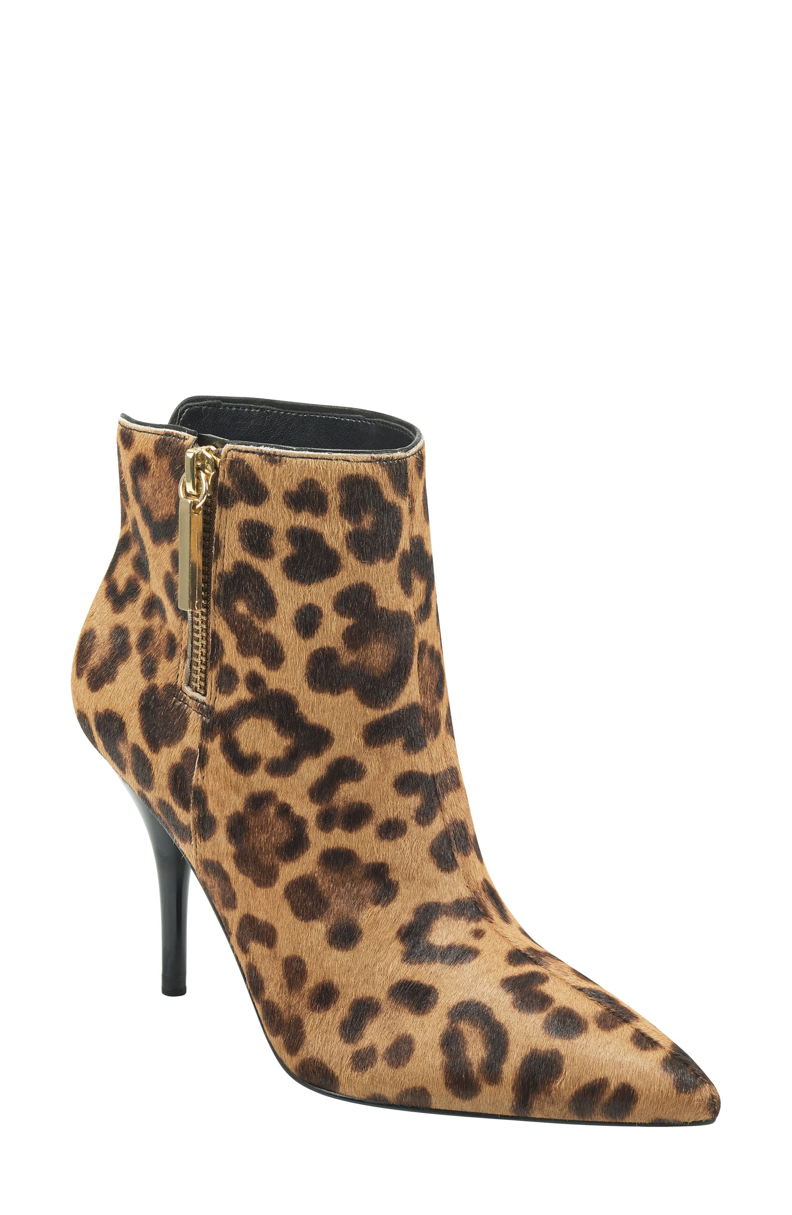 Image of Marc Fisher LTD Fayley Genuine Calf Hair Bootie