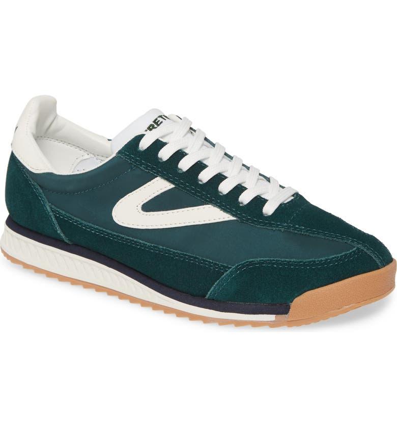 TRETORN Rawlins 8 Sneaker, Main, color, GREEN
