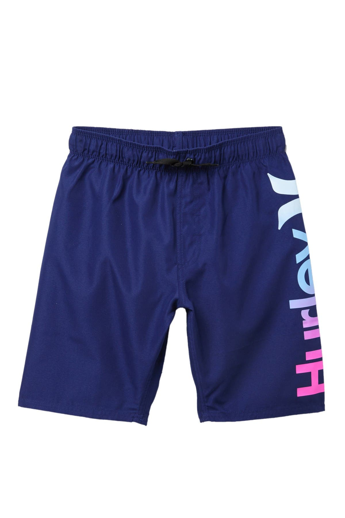 Image of Hurley One & Only Gradient Pull-On Shorts