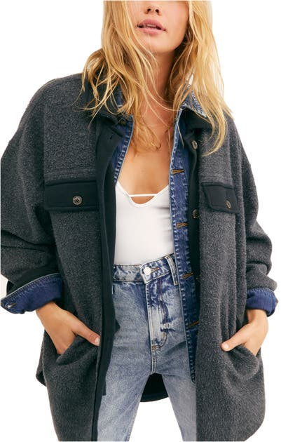 Free People Cottons RUBY JACKET