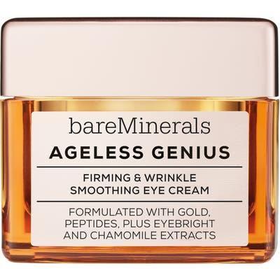 Bareminerals Ageless Genius Firming & Wrinkle Smoothing Eye Cream