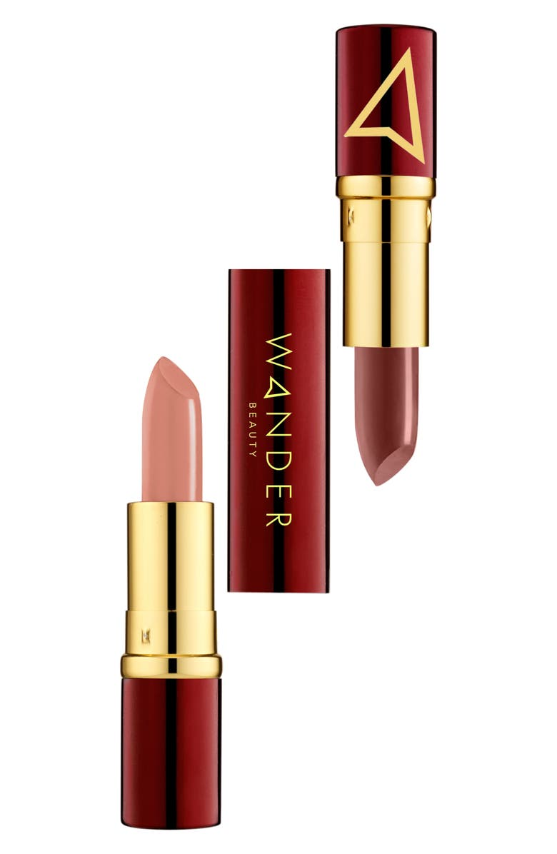 WANDER BEAUTY Wanderout Dual Lipstick, Main, color, 200