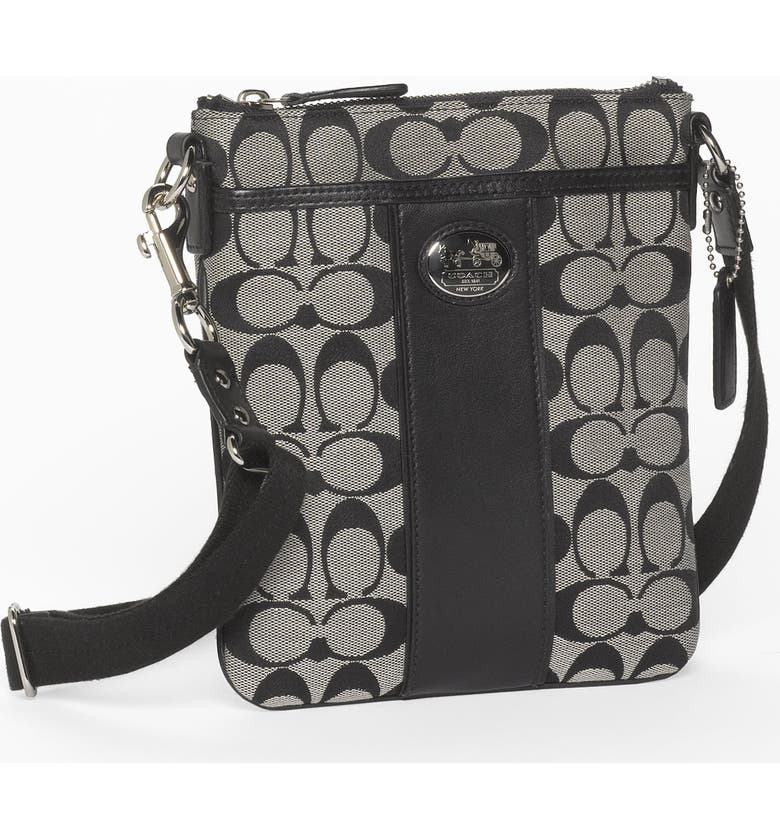 COACH 'Sutton Signature - Swingpack' Crossbody Bag | Nordstrom