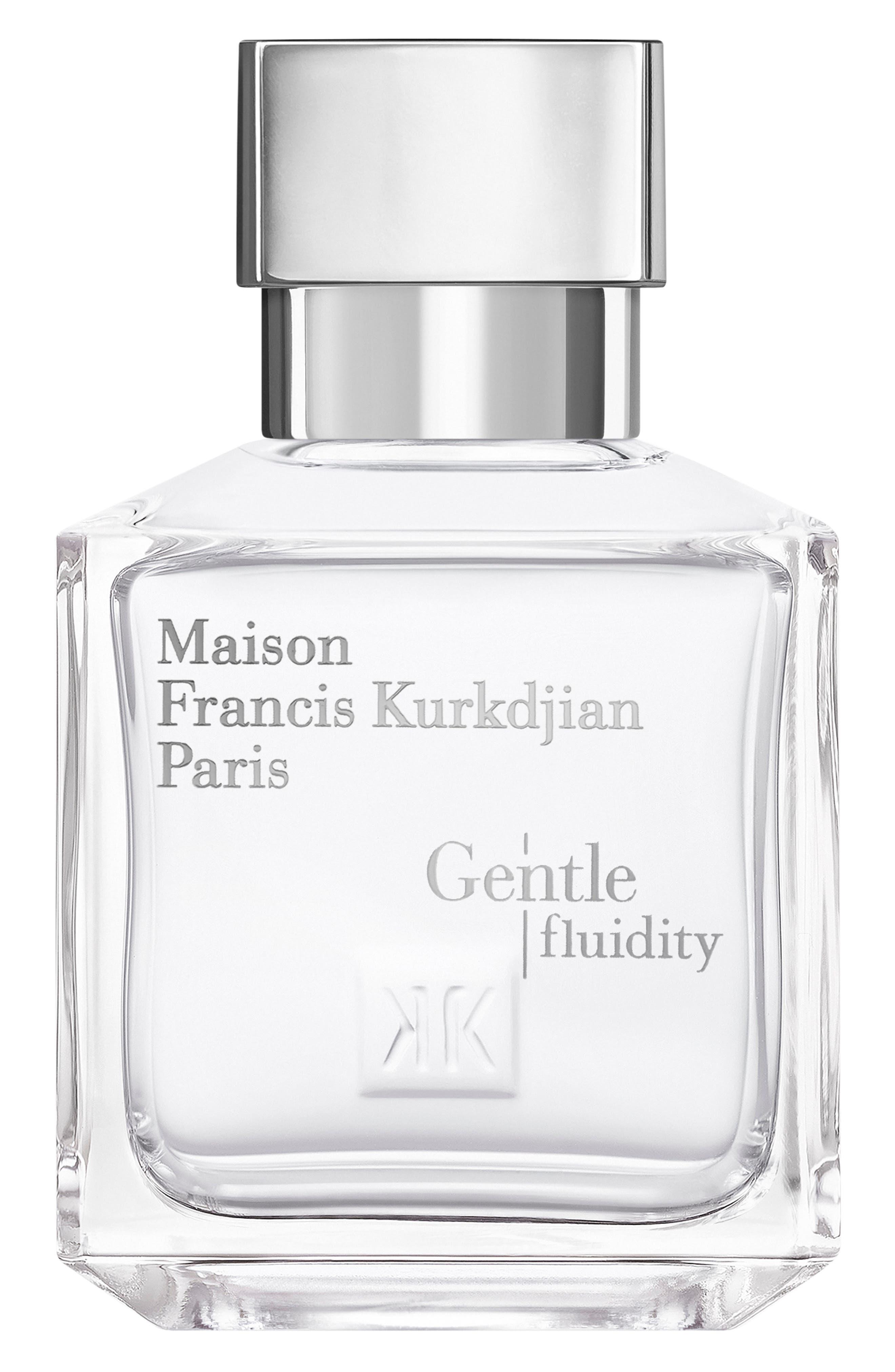 Paris Gentle Fluidity Silver Eau De Parfum