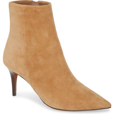 Linea Paolo Nita Bootie- Brown