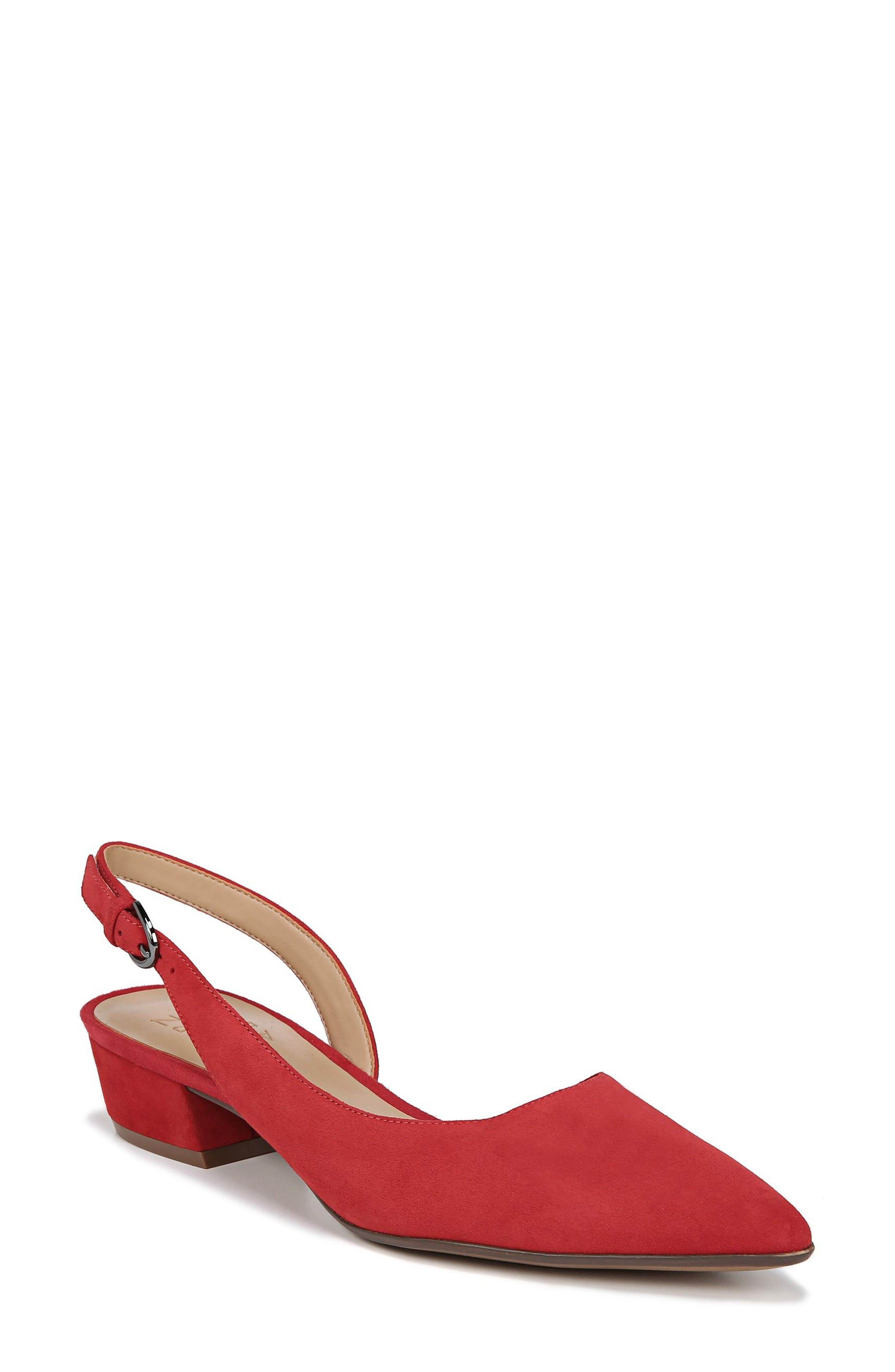 Naturalizer Banks Pump, Red