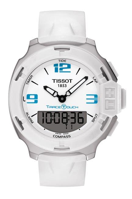 Image of Tissot Men's T-Race Touch Sport Watch, 42.2mm