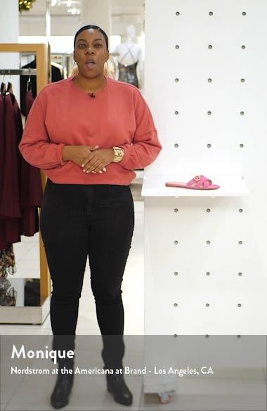 Buckle Strap Sandal, sales video thumbnail