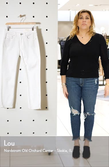 Dre Slim Boyfriend Jeans, sales video thumbnail