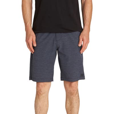 Billabong Crossfire X Mid-Length Shorts, Blue