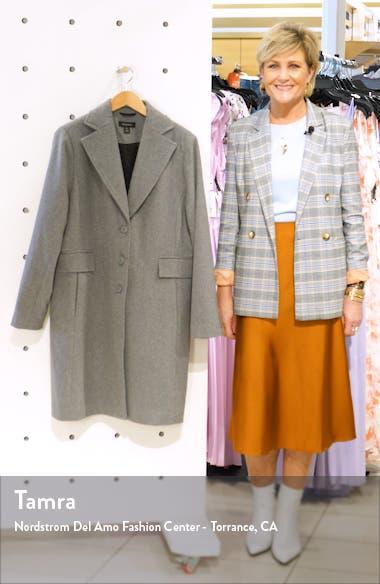 Wool Blend Topcoat, sales video thumbnail