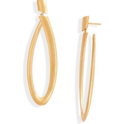 Dean Davidson Origami Hoop Earrings
