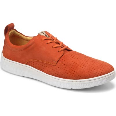 Sandro Moscoloni Mack Perforated Derby - Orange