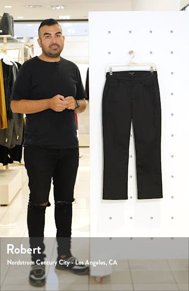 Flare Crop Jeans, sales video thumbnail