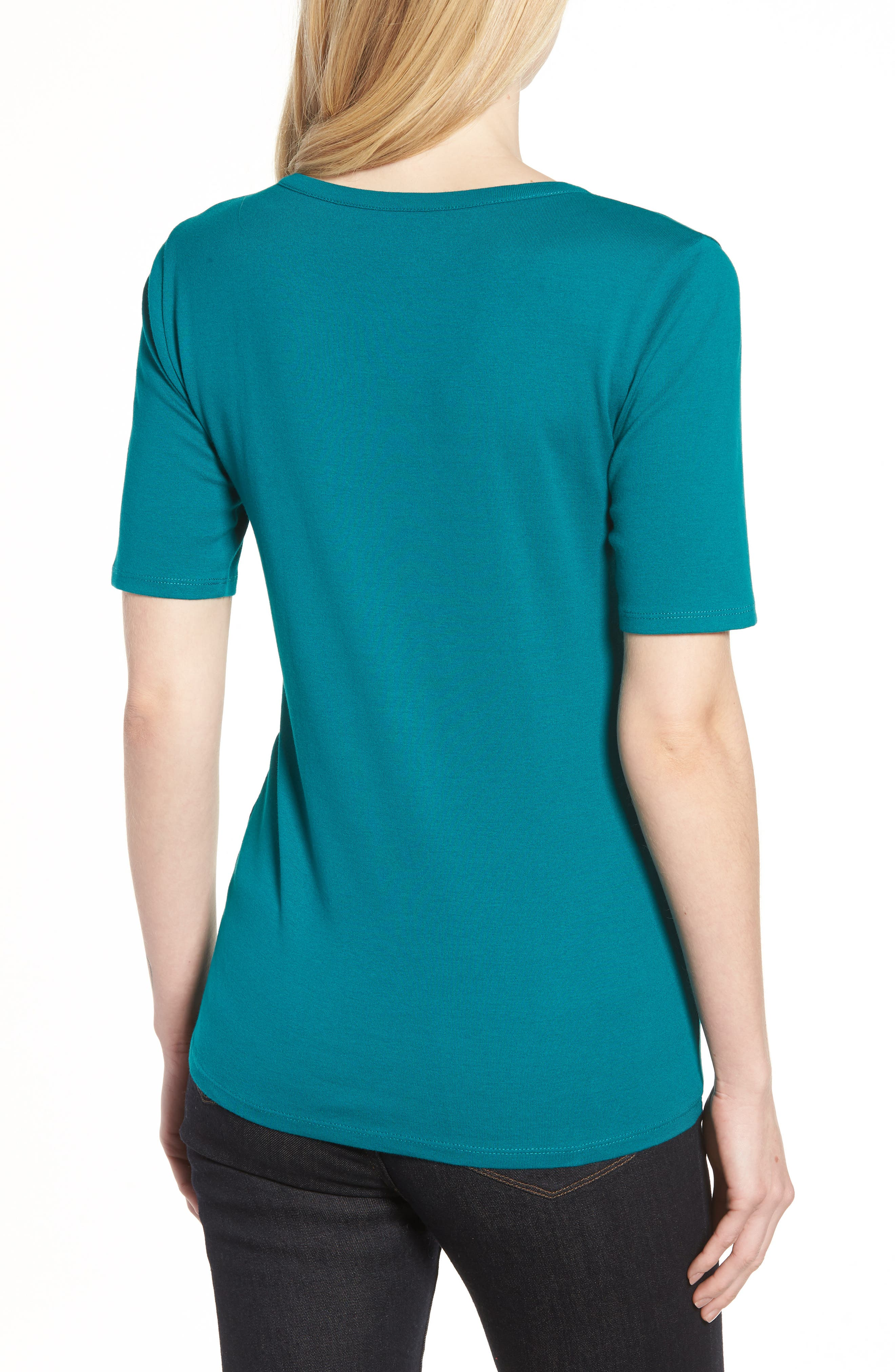 ,                             New Perfect Fit Tee,                             Alternate thumbnail 30, color,                             306