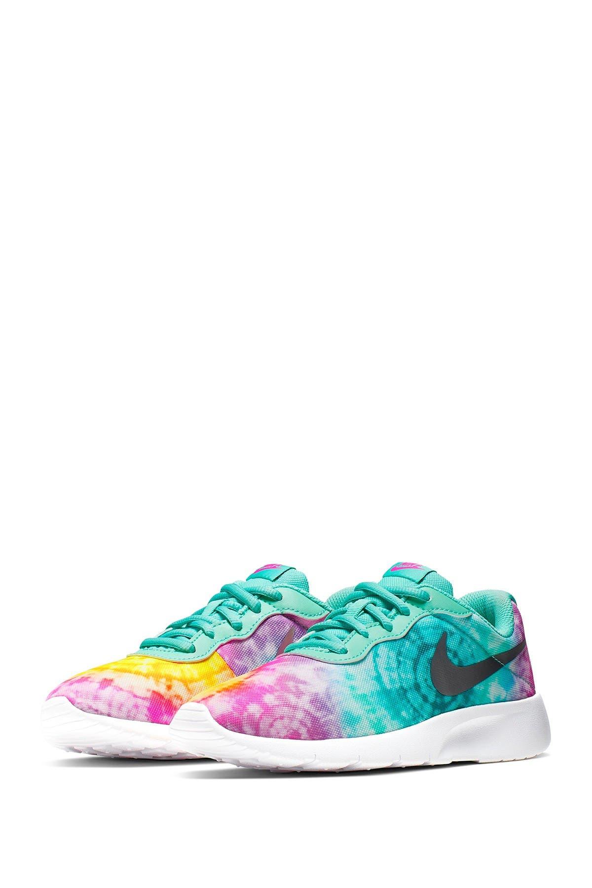 Nike   Tanjun Tie-Dye Shoe   Nordstrom Rack