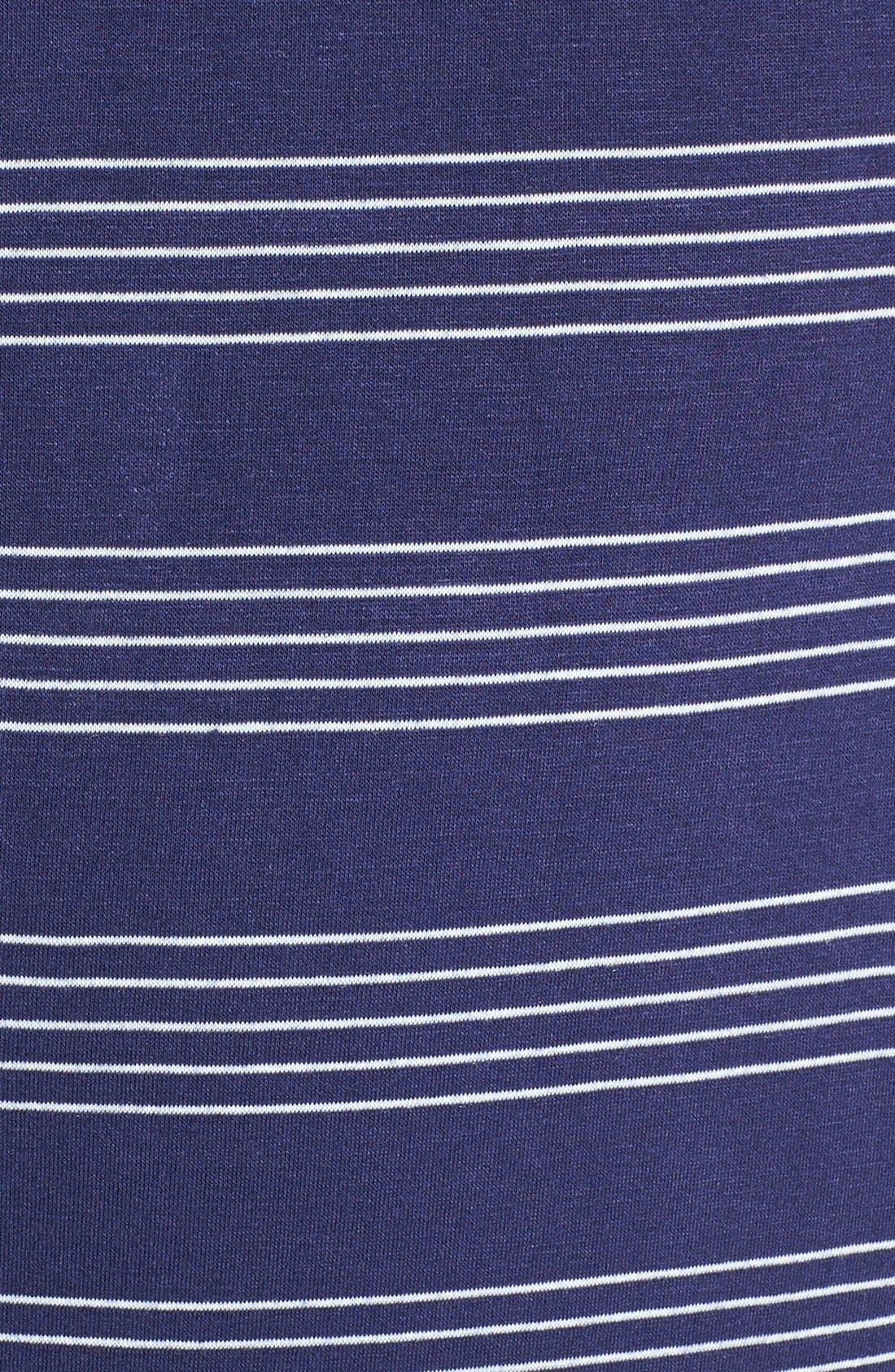,                             Sleeveless Wrap Maternity/Nursing Dress,                             Alternate thumbnail 3, color,                             460