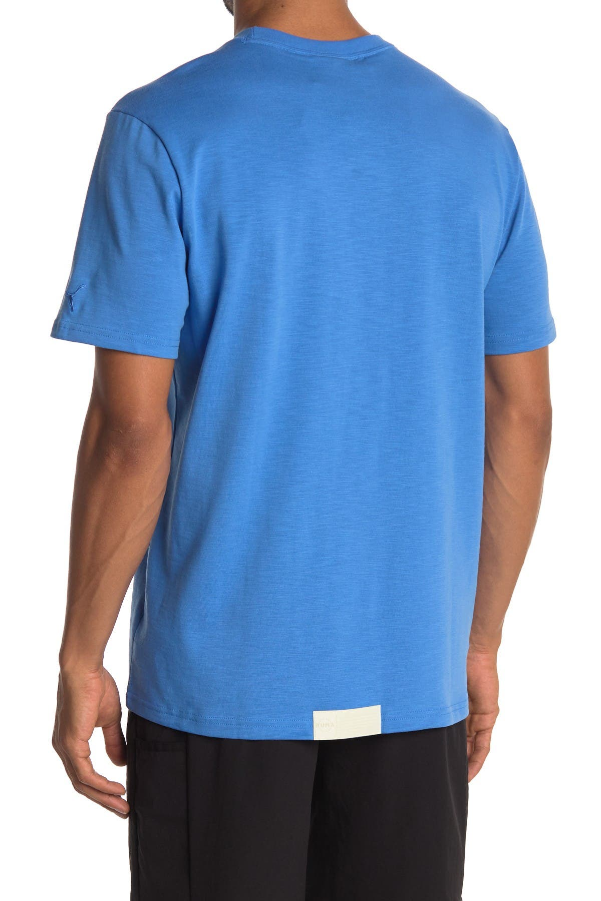Image of PUMA Pull-Up Short Sleeve Tee