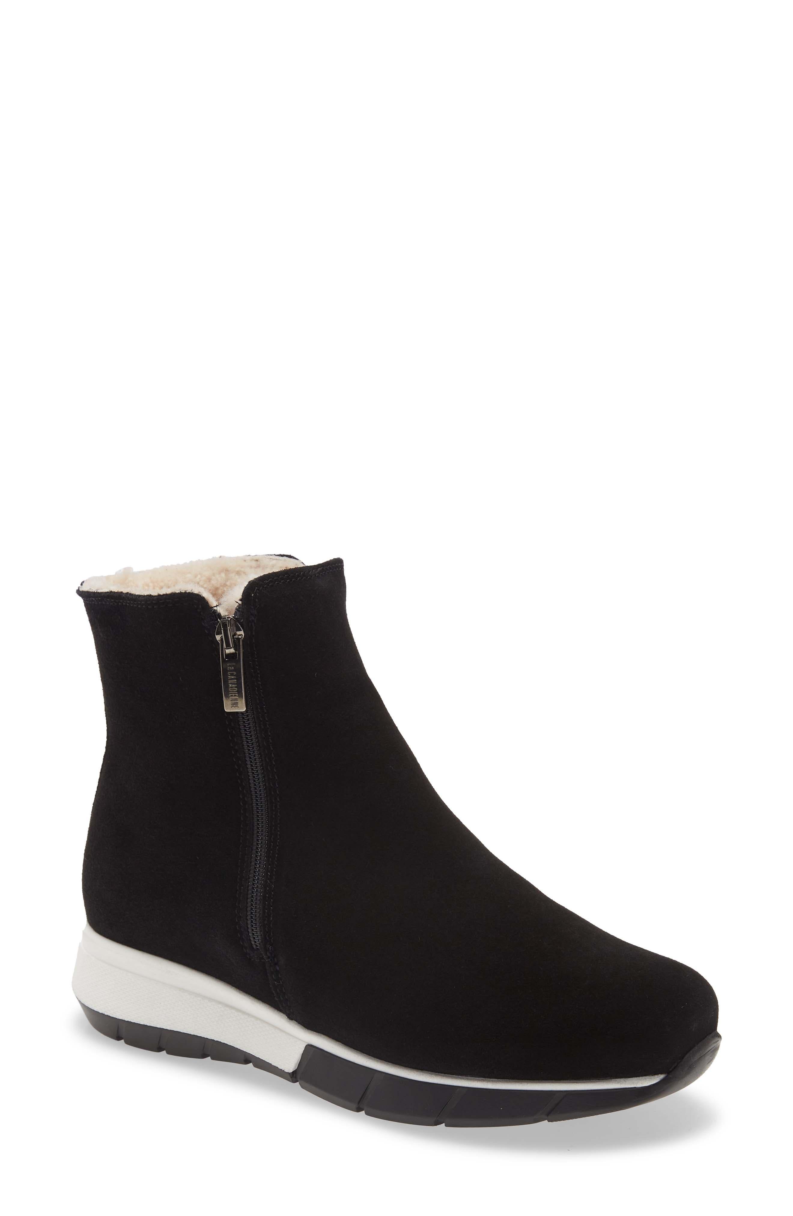 Nikola Wedge Sneaker Boot