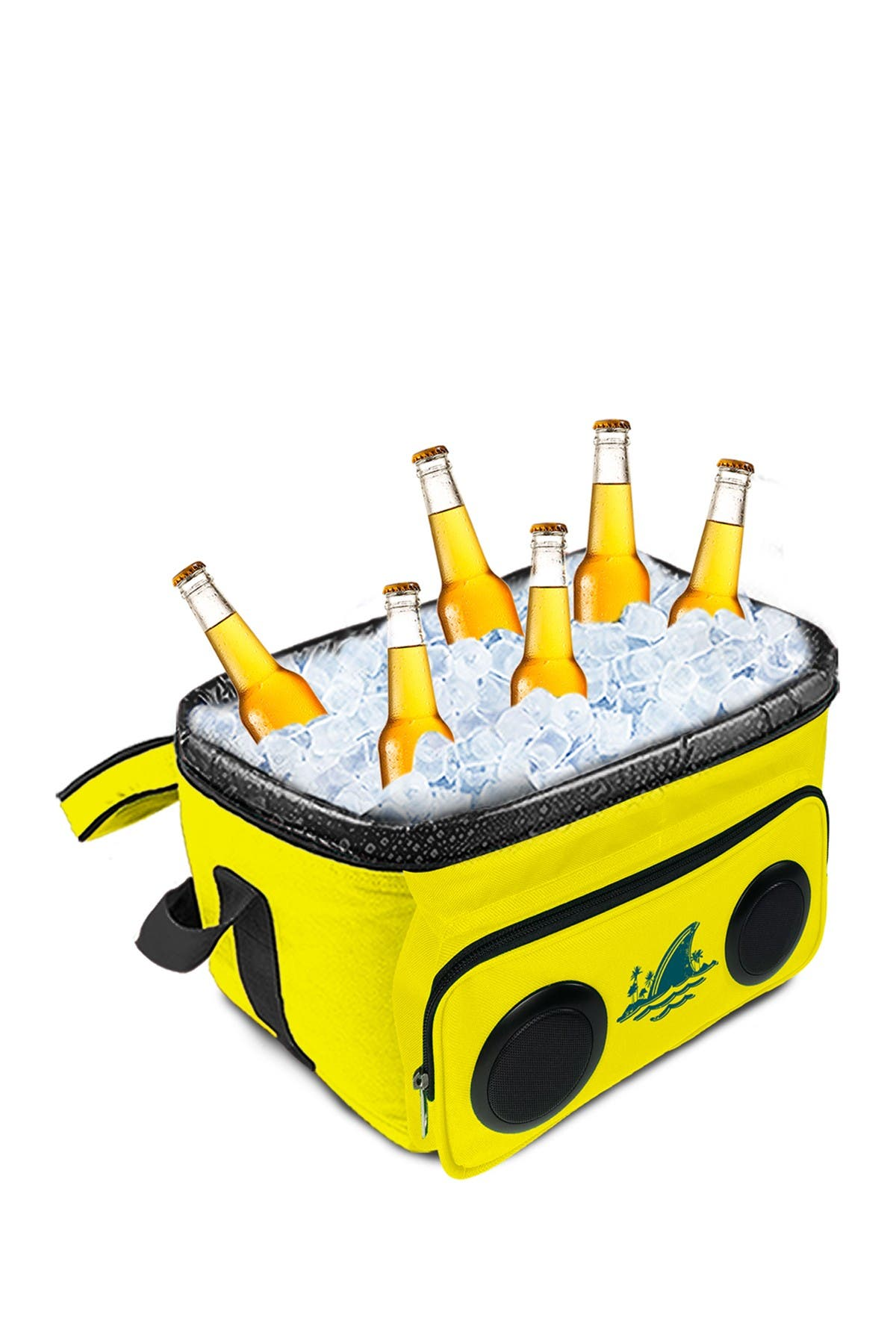 Image of LANDSHARK Soft Cooler with Bluetooth Speakers
