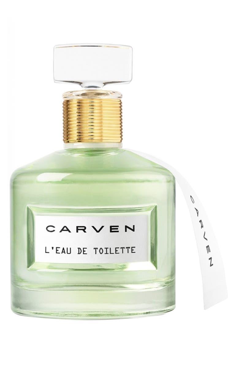 CARVEN L'Eau de Toilette, Main, color, NO COLOR