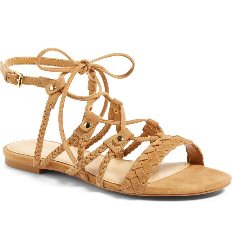 IVANKA TRUMP 'Catti' Sandal, Main, color, 211