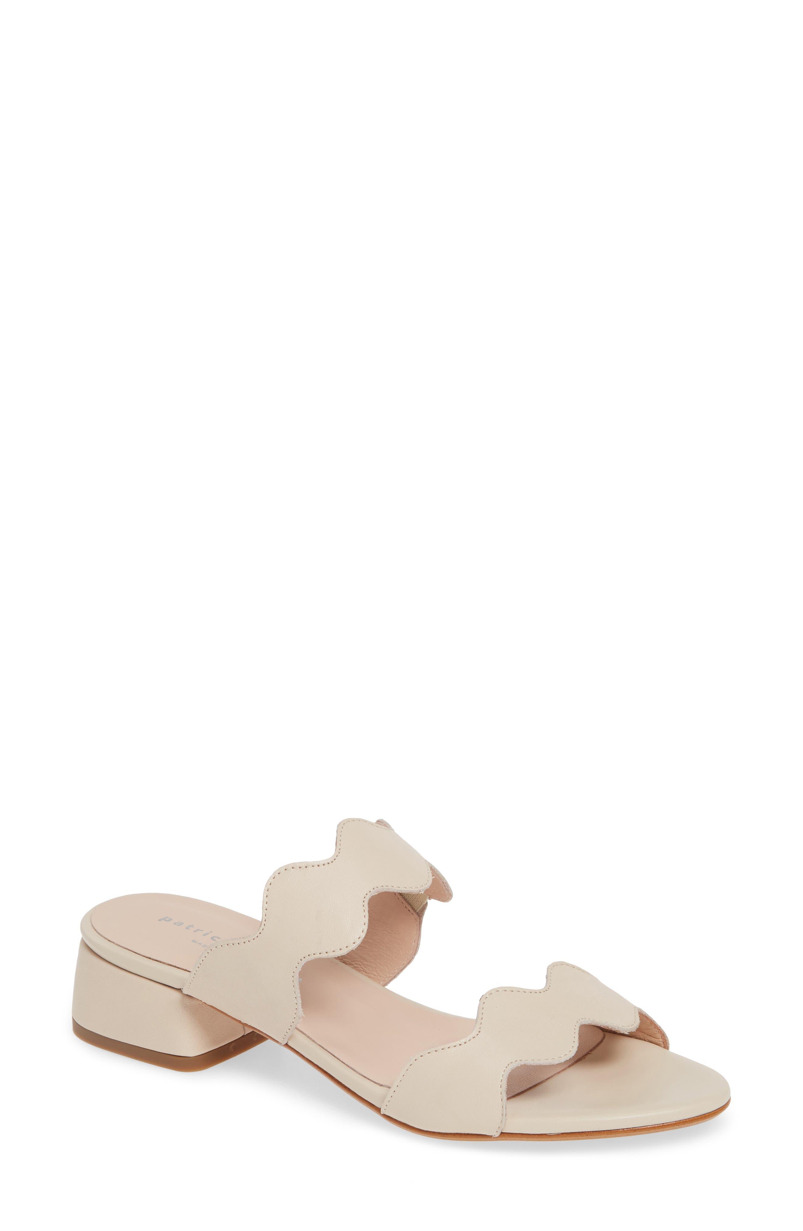 Patricia Green Bali Slide Sandal- Beige