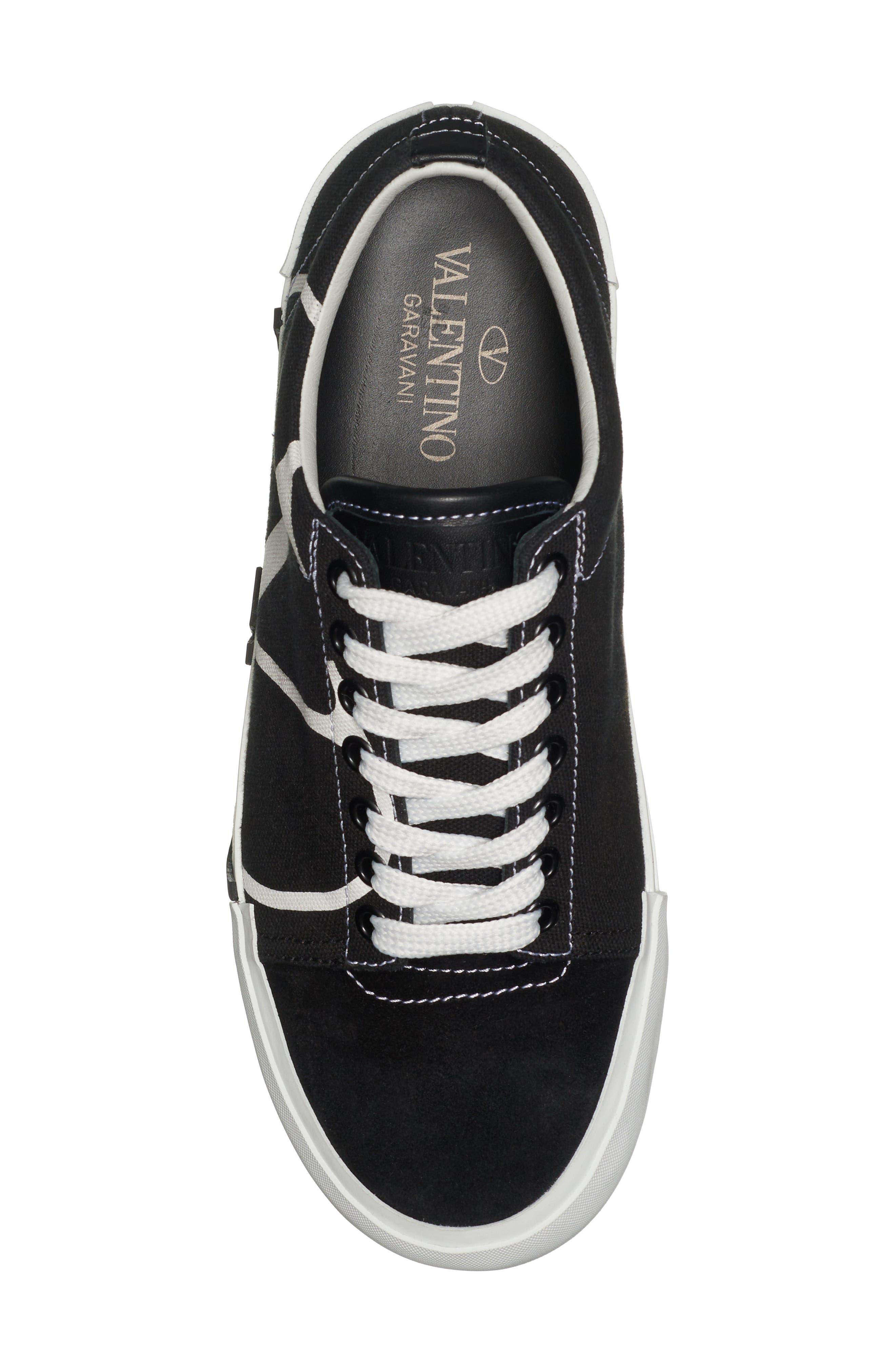 ,                             Tricks Sneaker,                             Alternate thumbnail 4, color,                             BLACK