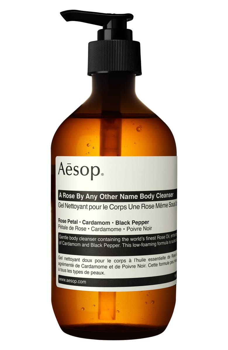 AESOP A Rose by Any Other Name Body Cleanser, Main, color, 960