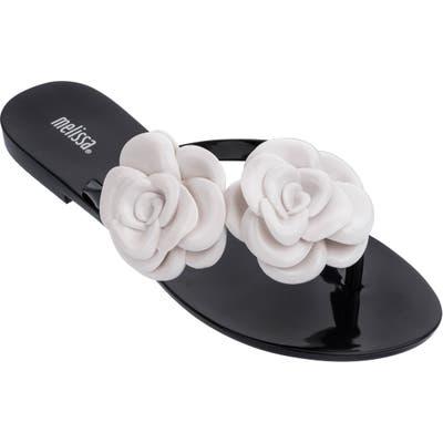 Melissa Harmonic Flower Flip Flop