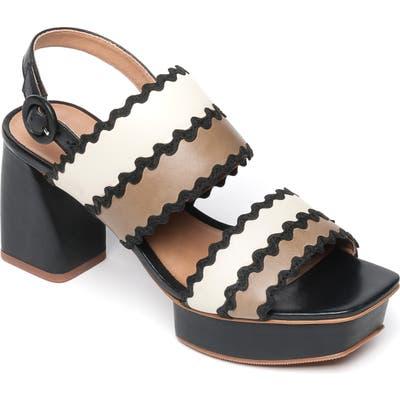 Bernardo Remi Platform Sandal, Black