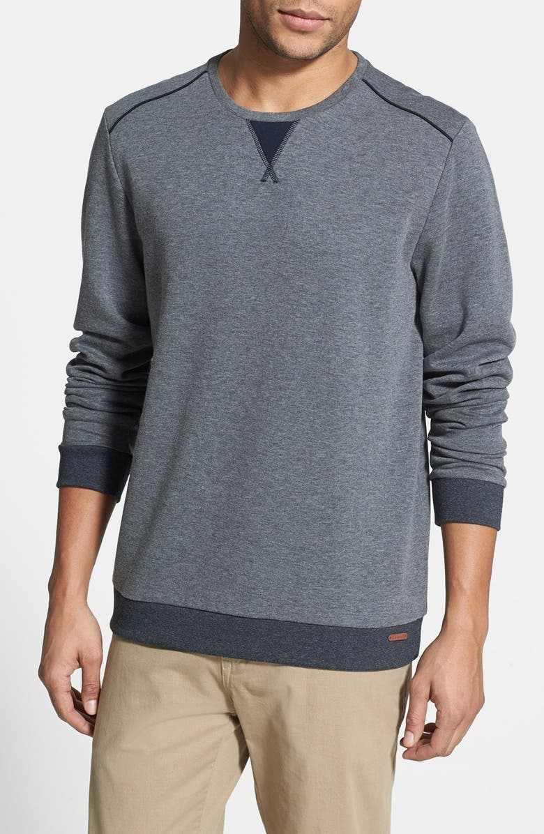 TED BAKER LONDON 'Buzzbee' Crewneck Sweater, Main, color, 031