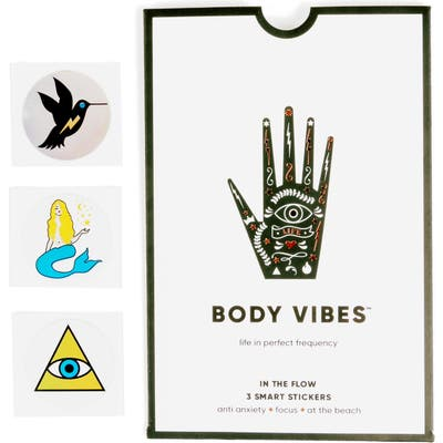Body Vibes In The Flow Variety Pack (Nordstrom Exclusive)