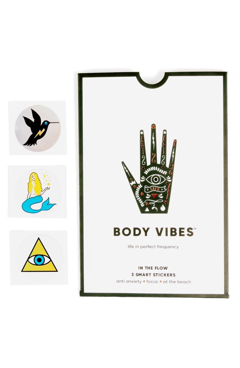 BODY VIBES In the Flow Variety Pack, Main, color, NO COLOR