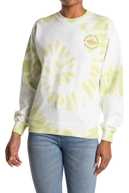 Image of Desert Dreamer Every Voice Matters Crew Neck Pullover