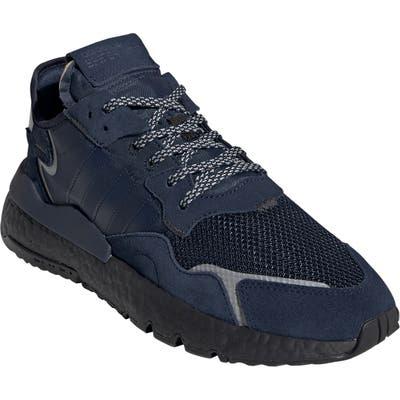 Adidas Nite Jogger Sneaker- Blue
