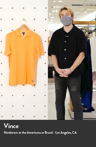 Athletic Slim Fit Short Sleeve Polo, sales video thumbnail