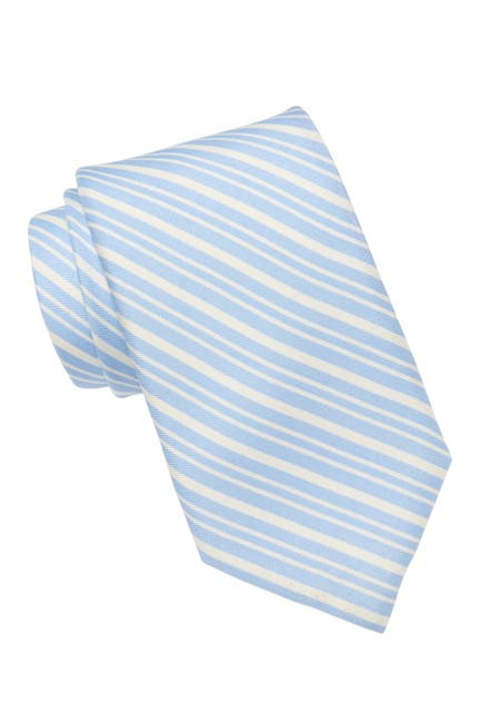 Image of Vineyard Vines Varsity Stripe Silk Tie