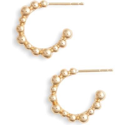 Anzie Bubbling Brook Hoop Earrings