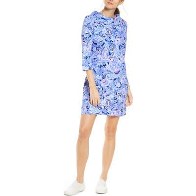 Lilly Pulitzer Saralyn Shift Dress, Blue