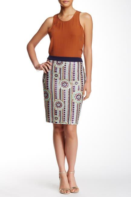 Image of endless rose Kanisha Sequin Skirt
